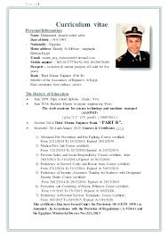 sample of personal information in resume  foodcity.me