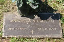 """Marcella A. """"Marcie"""" Butkiewicz Griffith (1925-2006) - Find A Grave Memorial"""