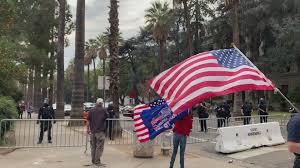 Sacramento protests at Capitol ...