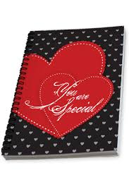 effit love sch valentine day notebook