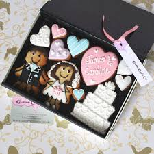 Decorative Cookie Boxes decorated cookies wedding cookies logo cookies baby cookies 6
