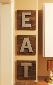 Diy Kitchen Decorating Diy Kitchen Daccor Eat Boards
