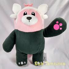 Pokemon Banpresto Dekai Plush Doll - BEWEAR 14 In Nintendo Go Bear Alola G7  2017 for sale online