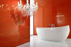 image of bathroom tile color schemes