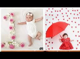 baby photoshoot at home ideas you will