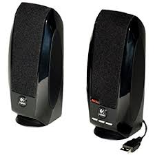 speakers under 20. logitech s150 usb speakers with digital sound under 20