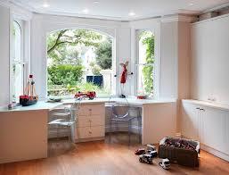 bay window desk home office modern. London Bay Window Desk Home Office Modern With Toys Gray Computer Desks Ghost Armchair I