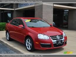 volkswagen jetta 2009 red. 2009 volkswagen jetta tdi sedan in salsa red 7