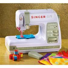 Singer Elite Lockstitch Sewing Machine