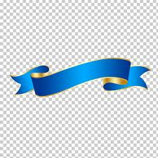 Blue Ribbon Design Blue Ribbon Logo Png Clipart Angle Blue Color Colored