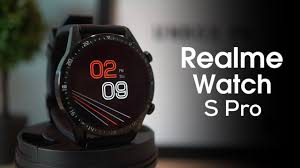 Realme Watch S Pro : New Details Surfaced. - YouTube