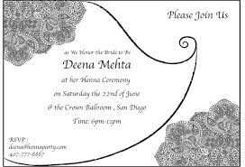 Mehndi Invitations Menshealtharts
