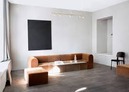 Gallery office floor Hall Architonic Kinfolk Gallery By Norm Architects Office Facilities