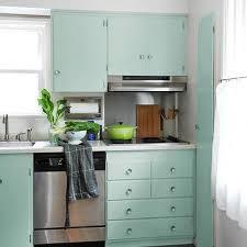 mint kitchen decor