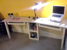 two person desk home office.  desk two person desk home office modern design complete with a  laptop also for 2 persons best computers size monitors and i