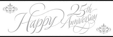 free 25th anniversary clip art google search vector art Wedding Anniversary Banners Design Wedding Anniversary Banners Design #36 50th wedding anniversary banner designs