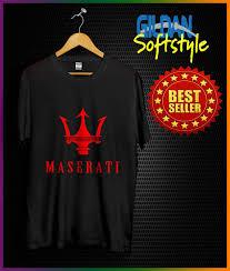 Design At Shirt Logo Online Free Hot New Edition Maserrati Red Logo Custom Mens Custom T Shirt Funny Unisex Tshirt Top Awesome T Shirts Online A T Shirts From Handdrawntees 12 96