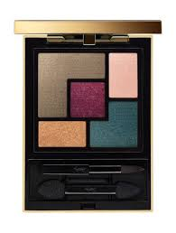yves saint lau couture pallette collector fall look 2016