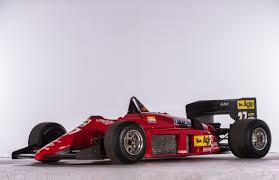 1985 Ferrari Formula 1 156 85 Classic Driver Market