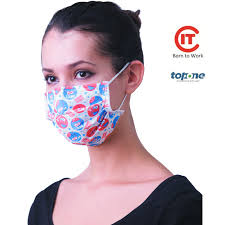 Decorative Surgical Masks Funny Face Disposable Surgical Mask Funny Face Disposable 54