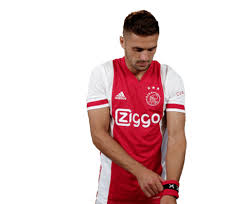 Search, discover and share your favorite ajax gifs. Dusan Tadic Amsterdam Sticker By Afc Ajax For Ios Android Giphy