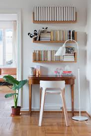 crazy small desk with shelves simple decoration over shelving 8924