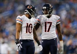 Inside Look The Chicago Bears Wide Receivers Bears Backer
