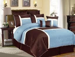 image of royal blue comforter