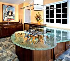 Creative Kitchen Counter-top Design Disguises Low Cost Price ...