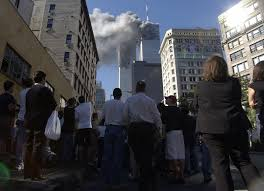 new york essay reliving instead of remembering sept  file in this tuesday sept 11 2001 file photo pedestrians in