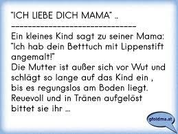 Ich Liebe Dich Mama Ein Kleines