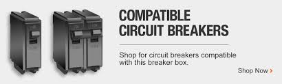 Siemens Breaker Box Compatibility Chart Square D Homeline 200 Amp 40 Space 80 Circuit Indoor Main