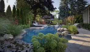 Japanese Garden Design Toronto Backyard Planning Betz Pools