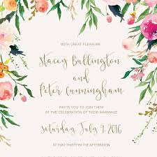 Sample Of Weeding Invitation 21 Wedding Invitation Wording Examples To Make Your Own