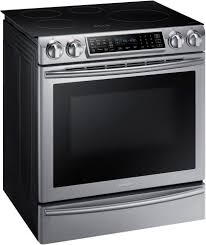30 inch induction range. Plain Induction SlideIn Induction Range With Virtual Flame Samsung NE58K9560WS  The  Slidein Design Blends Seamlessly Your Kitchen For A Modern  Intended 30 Inch