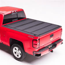 BAKFlip MX4 Hard Folding Truck Bed Cover - 448207 | 4wheelparts.com