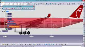 Catia Aircraft Design Tutorial Pdf Airbus A350 Plane Design Subdivision Surfaces Catia Imagine And Shape Tutorial