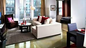 Interior Design For Small 1 Bedroom Apartment Rental Apartment Smart Decorating  Ideas Youtube Simulation Room Design