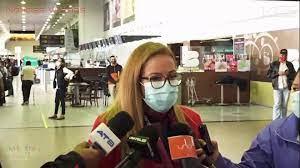 Noticias Villanas - ALCALDESA ANGELICA SOSA VIAJA A LA CIUDADE LA PAZ PARA  REUNIRSE CON EL PRESIDENTE LUIS ARCE C   Facebook