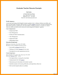 Teaching Resume Examples Nursery Teacher Resume Examples Example Cv School Sample 73