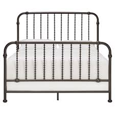 Gulliver Vintage Antique Spiral Full Iron Metal Bed by iNSPIRE Q Bold -  Free Shipping Today - Overstock.com - 19261746
