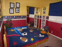 Boys Sports Bedroom Decorating Ideas - Interior Design