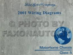 ford motorhome chassis wiring diagram original class a