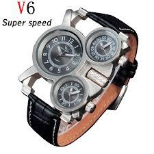 online buy whole mens watch antique clear from mens montre homme watch luxury vintage antique mens watches super soft leather men clock 3 quartz movement