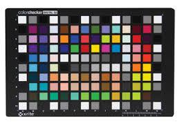 Colorchecker Digital Sg X Rite Photo Video