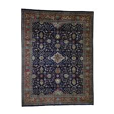 for more images9 x12 1 300 kpsi new zealand wool sarouk fereghan hand knotted oriental rug sh41950