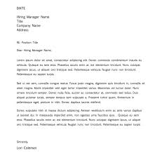 Cover Letter Templatesord Simple Beautiful Template For Microsoft