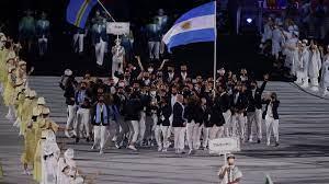 حفل افتتاح أولمبياد طوكيو.. دخول لافت للوفد الأرجنتيني (فيديو)
