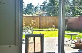 sliding glass door repair fort lauderdale glass door how much does a sliding glass door cost