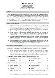 A Good Resume Delectable Strong Resume Template Great Resume Format Intended For A Good